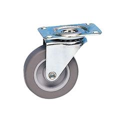 Achat en ligne Roulette ameublement à platine pivotante 5,4cm charge 15kg