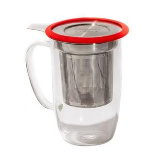YOKO DESIGN - Mug  avec infuseur Tastea rouge 450ml