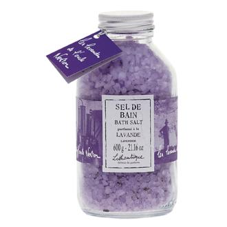 Lothantique - sel de bain chemin des roses 600g