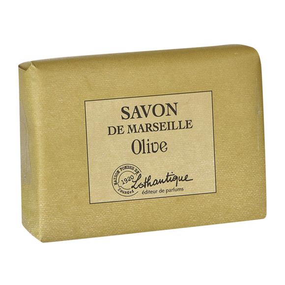 Pain de savon de marseille parfum Olive 100g