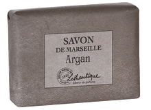 Achat en ligne Pain de savon de marseille parfum Argan 100g