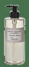 Achat en ligne Distributeur de savon de marseille parfum Amande douce 500ml