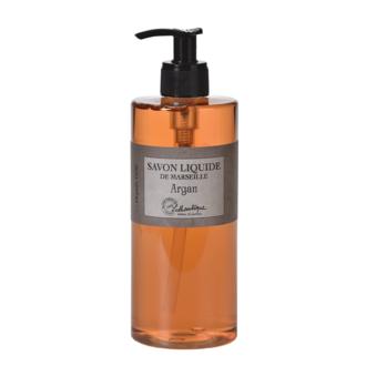 Distributeur de savon liquide de marseille parfum Argan 500ml