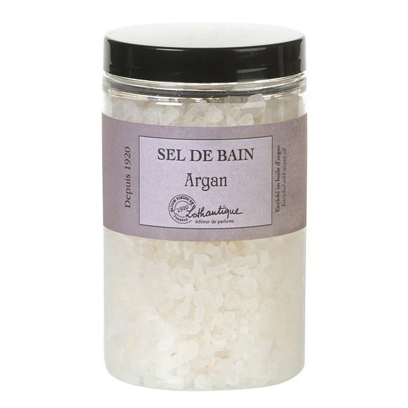 Achat en ligne Sels de bain parfumé à l'argan 460gr
