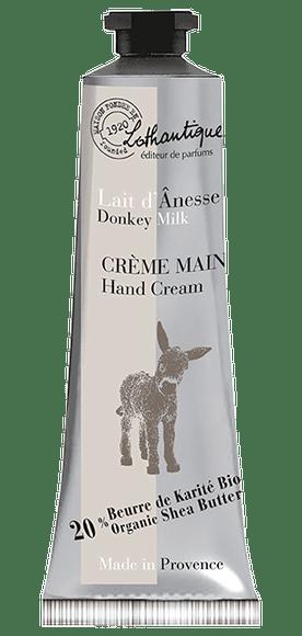 Achat en ligne Crème mains lait d'anesse 30ml