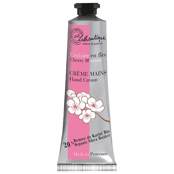 Crème mains cericsier en fleurs 30ml