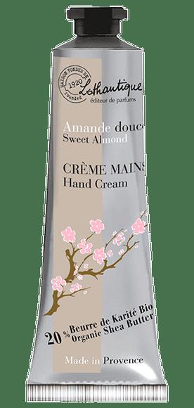 Achat en ligne Crème mains amande douce 30ml