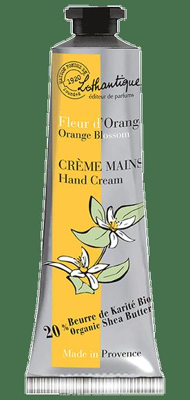 Achat en ligne Crème mains fleur d'oranger 30ml