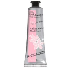 Achat en ligne Crème mains fleur de tiare 30ml
