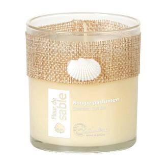 Bougie parfumée Fleur de sable  140 g