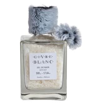 LOTHANTIQUE - Sel de bain Givre Blanc 500g