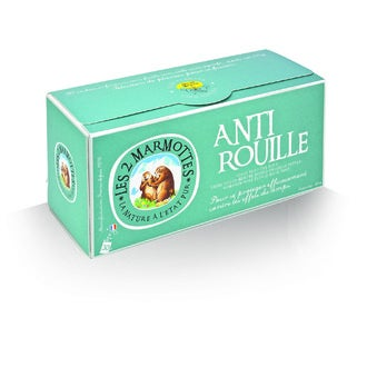 Set de 30 sachets antirouille 55g