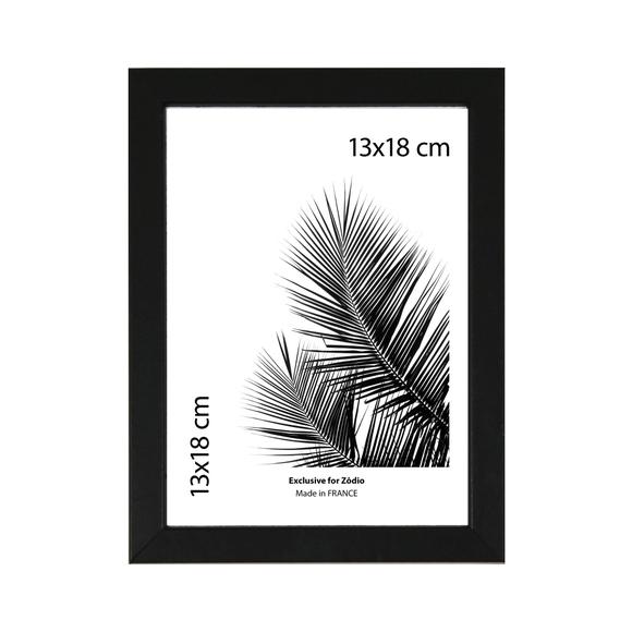 Achat en ligne Cadre basik noir 13x18cm
