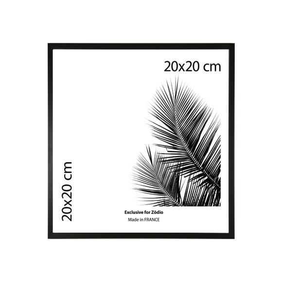 Achat en ligne Cadre basik noir 20x20cm
