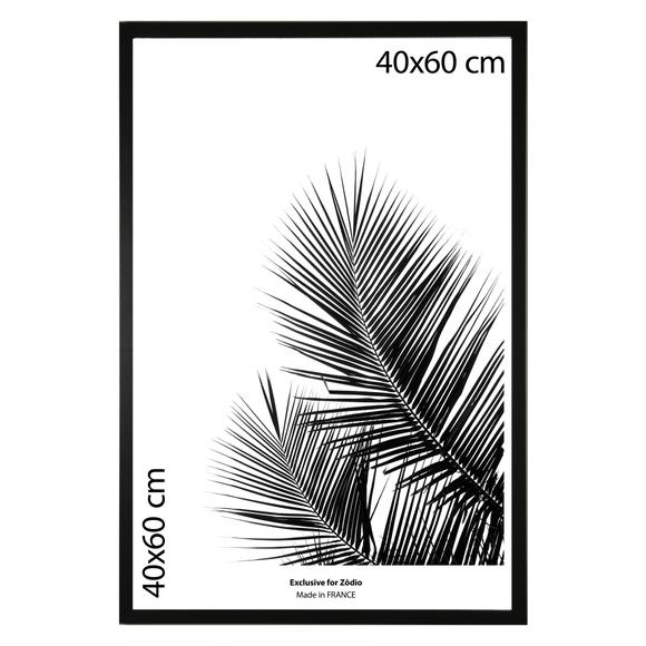Achat en ligne Cadre basik noir 40x60cm