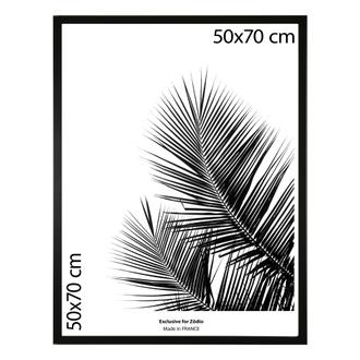 Cadre basik noir 50x70cm