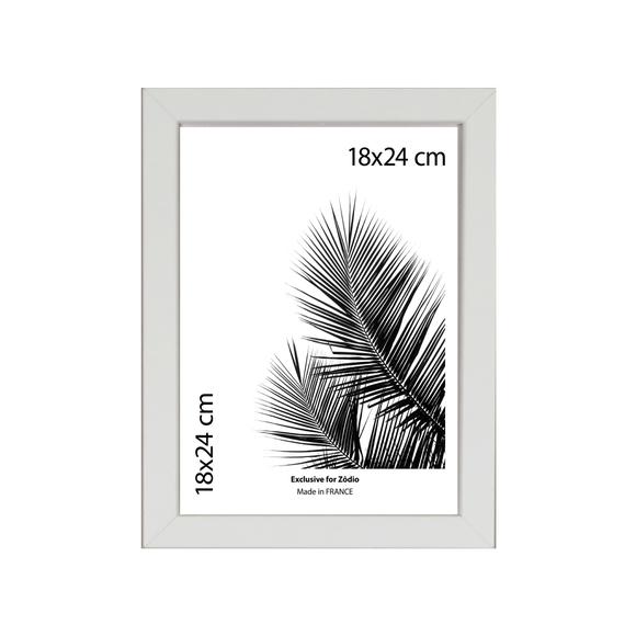 Achat en ligne Cadre basik blanc 18x24cm