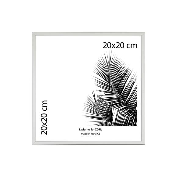 Achat en ligne Cadre basik blanc 20x20cm