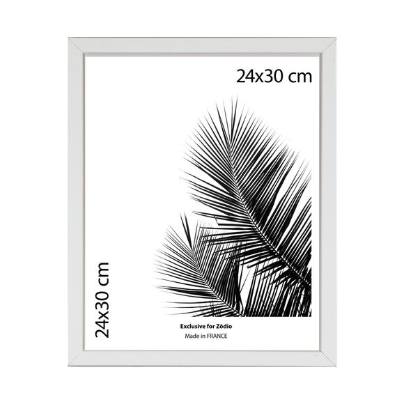 Achat en ligne Cadre basik blanc 24x30cm