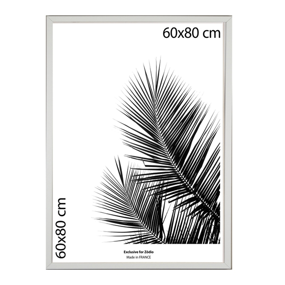 Achat en ligne Cadre basik blanc 60x80cm