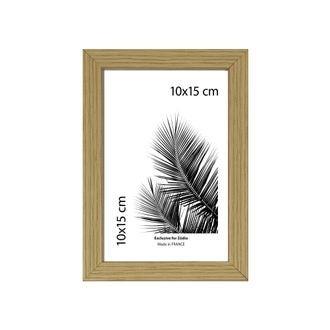 Cadre basik naturel 10x15cm