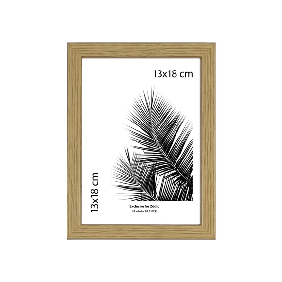 Achat en ligne Cadre basik naturel 13x18cm