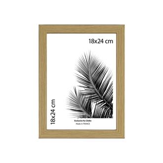 Cadre basik naturel 18x24cm