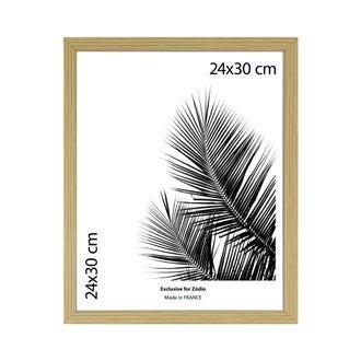 Cadre basik naturel 24x30cm