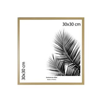 Cadre basik naturel 30x30cm