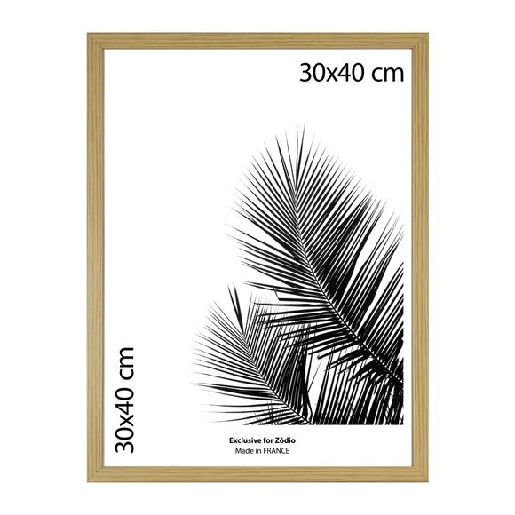 Achat en ligne Cadre basik naturel 30x40cm