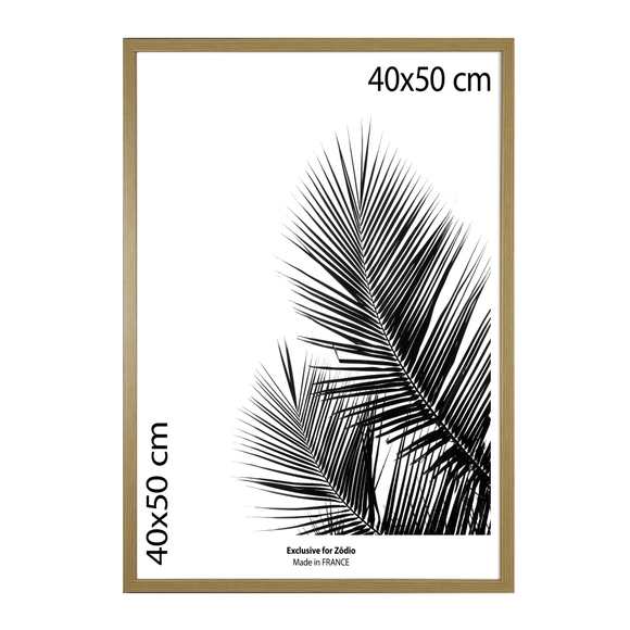 Achat en ligne Cadre basik naturel 40x50cm