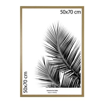 Cadre basik naturel 50x70cm