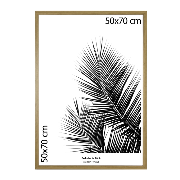 Achat en ligne Cadre basik naturel 50x70cm