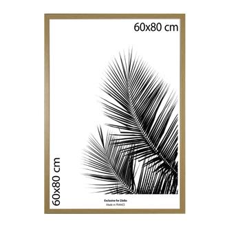 Cadre basik naturel 60x80cm