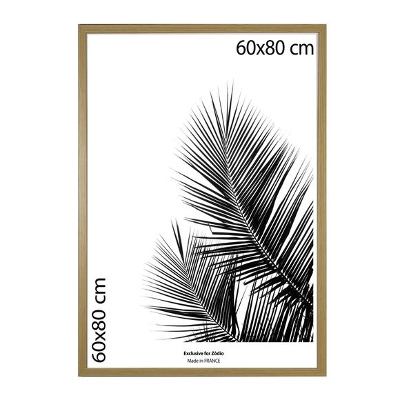 Achat en ligne Cadre basik naturel 60x80cm