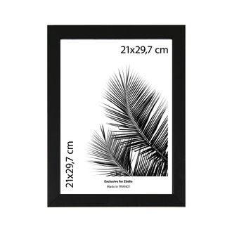Cadre basik noir 21x29,7cm