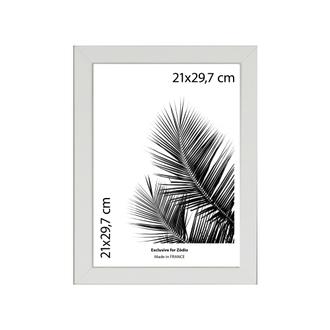 Cadre basik blanc 21x29,7cm