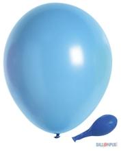 Achat en ligne Set de 10 ballons à gonfler bleu pale diamètre 25cm