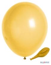 Achat en ligne Set de 10 ballons à gonfler bouton d'or diamètre 25cm