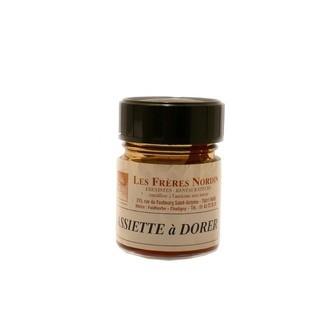 FRERES NORDIN - Cire pour dorer rouge en pot