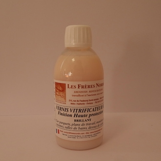 FRERES NORDIN - Vernis vitrificateur satiné en pot 250ml
