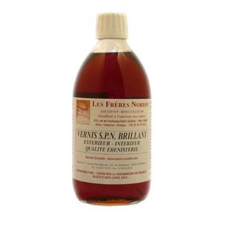 FRERES NORDIN - Vernis brillant SPN Glycero en bouteille 250ml
