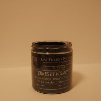 FRERES NORDIN - Terre pigment noir en bouteille 30ml