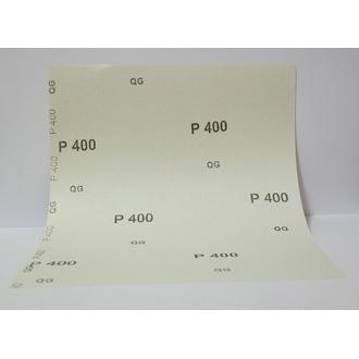FRERES NORDIN - Papier finishing au stéréate spécial anti-encrassement grain 400