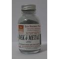 Dek ô métal zinc en bouteille 200g