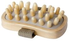 Achat en ligne Brosse de massage anti-capiton à gros picots