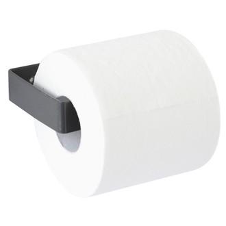 ZODIO - Dérouleur pour papier toilette en métal gris foncé