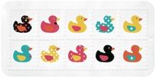Achat en ligne Tapis de douche antiderapant multicolore Duck 35x70cm