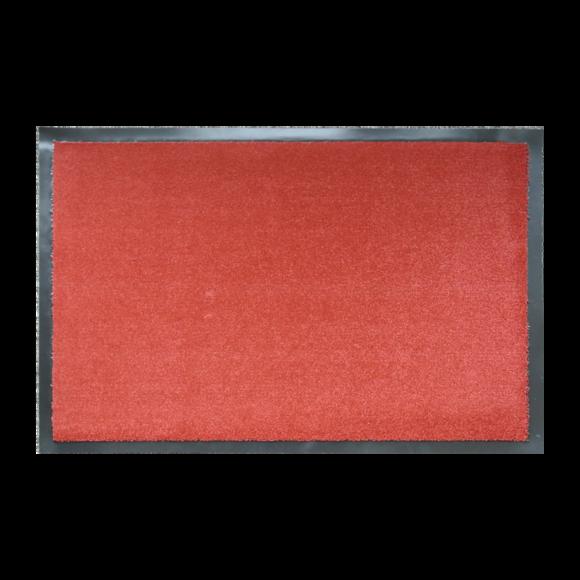 Tapis d'intérieur rouge 40x60cm