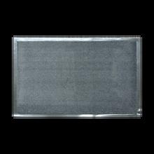 Achat en ligne Tapis d'intérieur gris acier 40x60cm